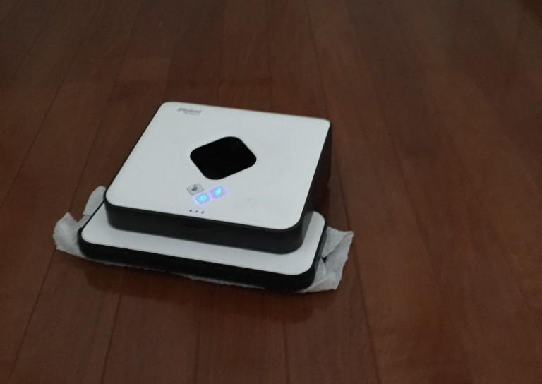 大掃除で改めて有り難みを実感した、水拭きロボットブラーバ iRobot Braava380jの実力