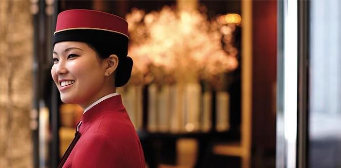 シャングリラホテル東京 最高級ホテルに泊まるセレブに共通する振る舞い